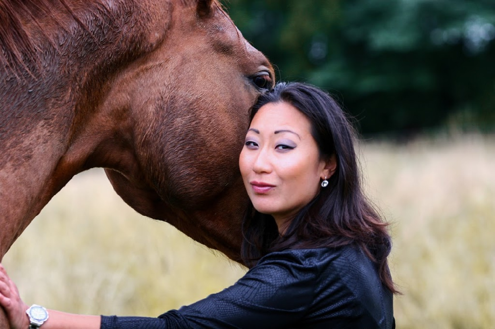 Ditte Young   Author   Animal communicator   Clairvoyant