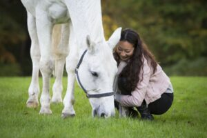 Ditte Young | Author | Animal communicator | Clairvoyant